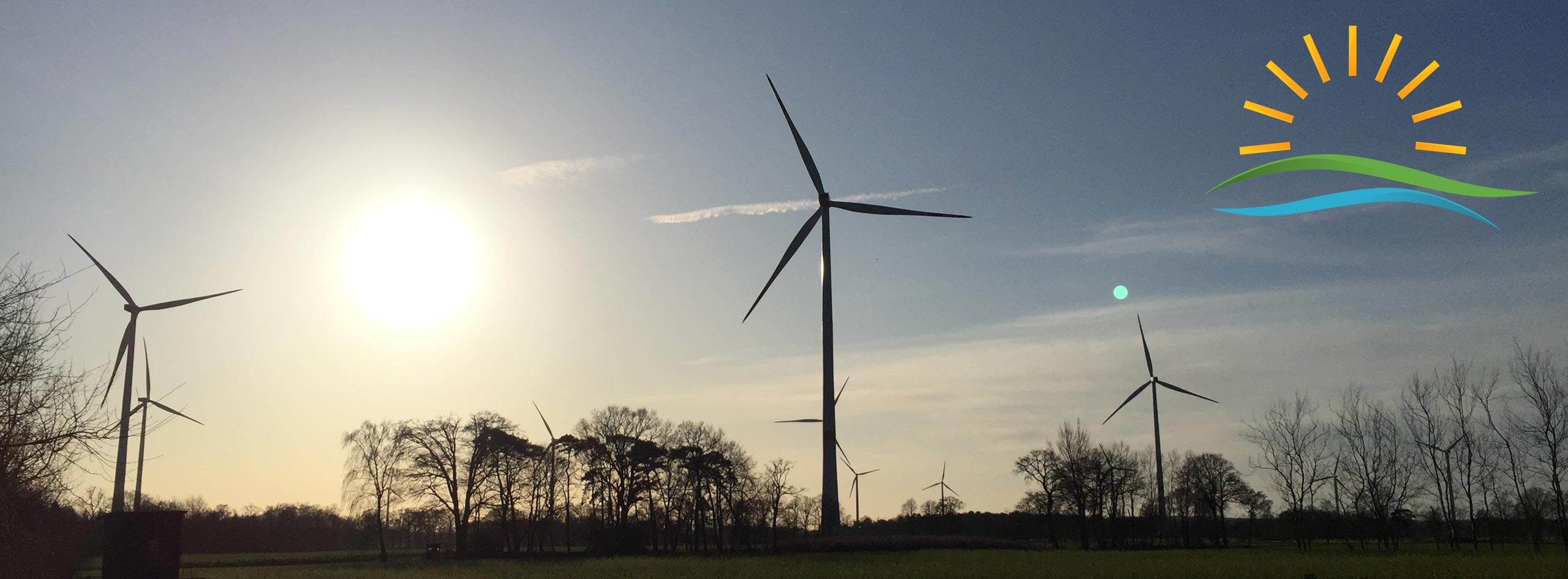 Energiewende Windkraft