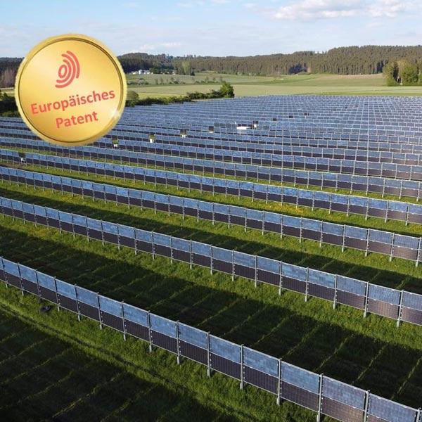 Next2Sun - Partner für bifaciale Solarzäune